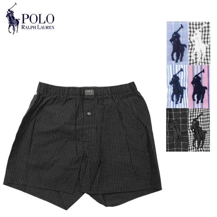 POLO RALPH LAUREN ポロ ラルフローレン CLASSIC FIT BOXER メンズ トランクス メイン画像