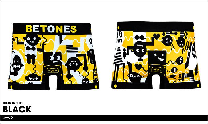 BETONES ビトーンズ ROBO メンズ ボクサーパンツ カラー画像