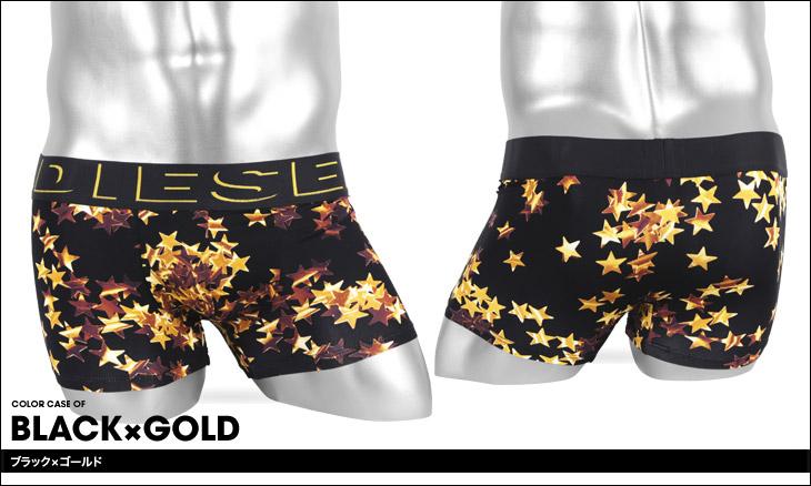 DIESEL ディーゼル STAR メンズ ローライズボクサーパンツ カラー画像
