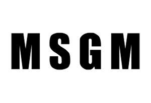ブランド MSGM エムエスジーエム