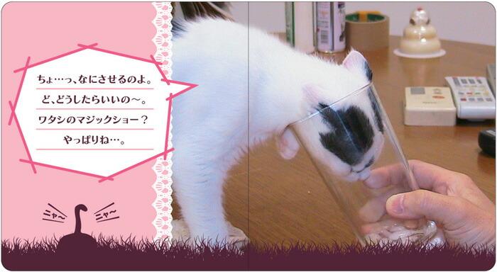 ペットまめえほん(cat)