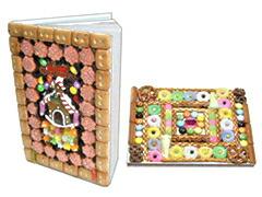 お菓子の本