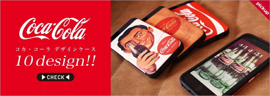 コカ・コーラ スマホケース