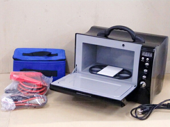 Creer Online Shop: The world first portable microwave oven WAVEBOX