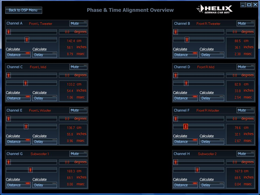 Creer Online Shop ヘリックス Helix Dsp 8ch Digital Signal