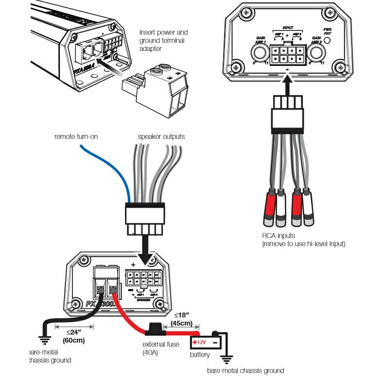 Kicker Kisl Wiring Diagram Kicker Hideaway Wiring Harness