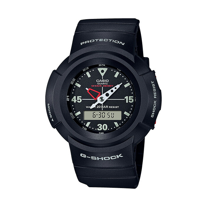 G-SHOCK【AW-500E-1EJF】