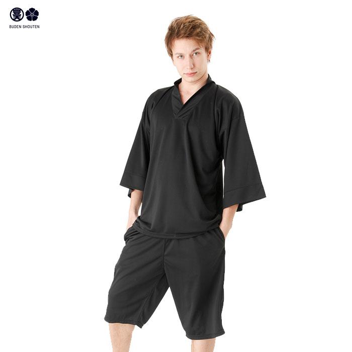 豊天商店 吸汗速乾和み カットシャツ 吸汗速乾UV消臭