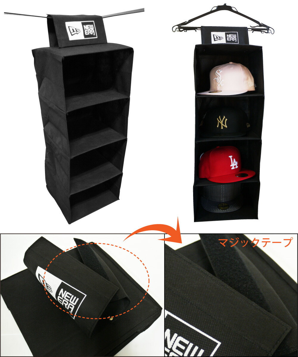 Criminal New Era New Era Accessories Cap Rack Case Storage Rack