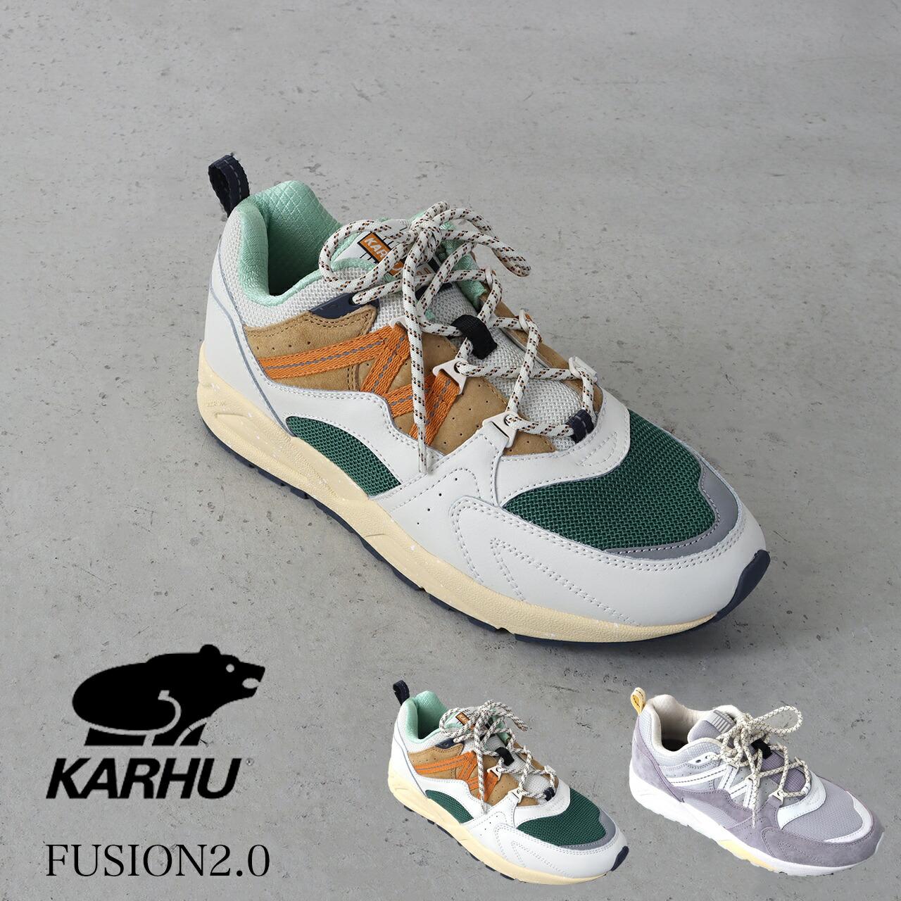 KARHU *カルフ FUSION 2.0 【スニーカーシューズ】