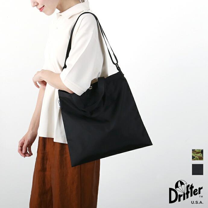 Drifter *ドリフター エレメンタリートートバッグ