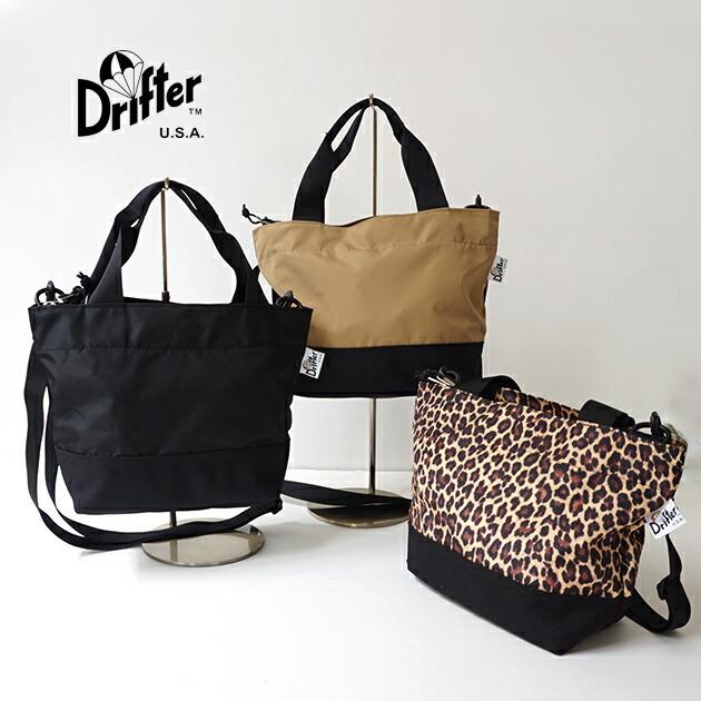 Drifter *ドリフター デイリートートバッグ / DAILY TOTE
