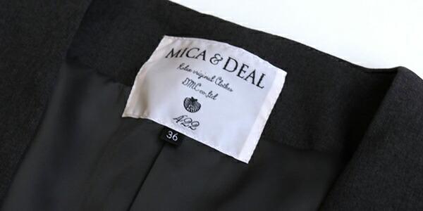 MICA&DEAL(マイカアンドディール)の商品一覧 CROCHET クロシェ楽天市場店