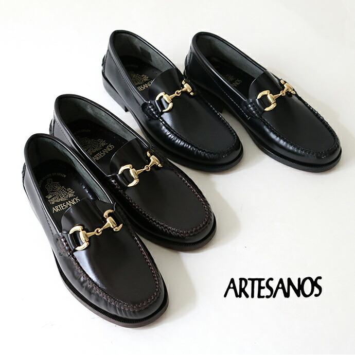 ARTESANOS *アルテサノス ビットローファー