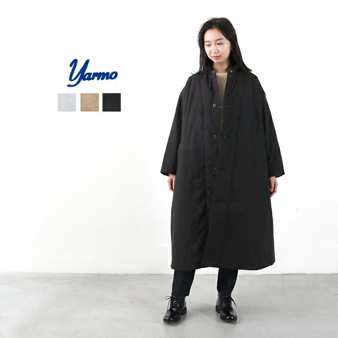 YARMO *ヤーモ キルティングラボコート