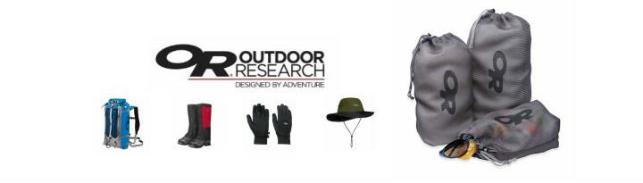 【Outdoor Research】アウトドアリサーチ