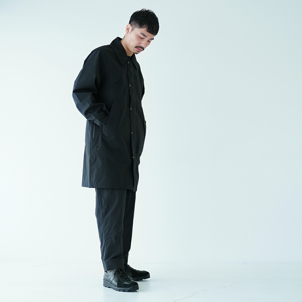 Goldwin / GORE-TEX Bal Collar Coat