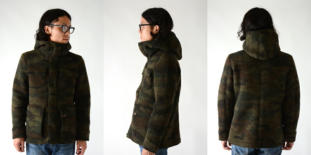 Woolrich Mountain Jacket