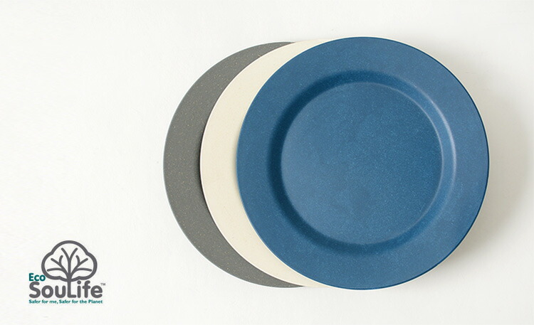 EcoSouLife So Eco life Side Plate/ side plate Biodegradable series plate  tableware