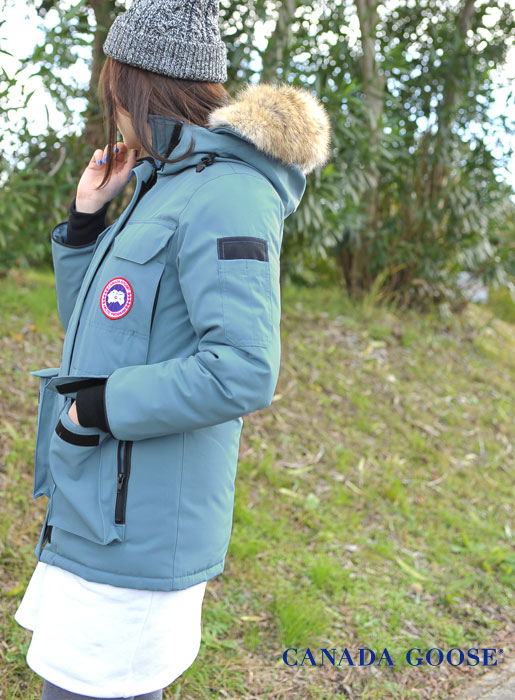 canada goose 2xs size