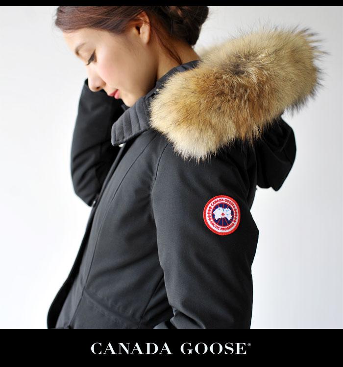 canada goose rossclair length