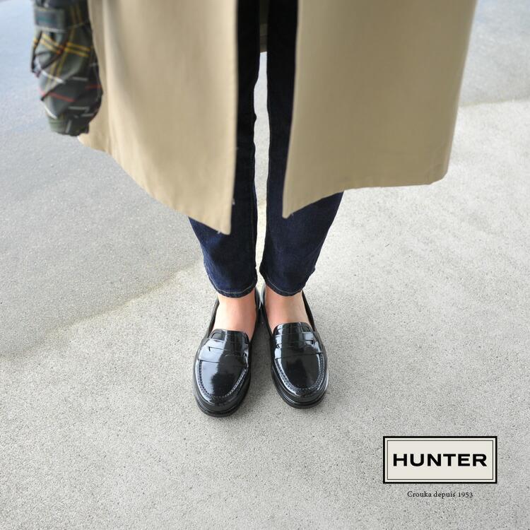 9b2bc13095b ORIGINAL PENNY LOAFER penny loafer pullover boots. A model  164cm 46 kg  wearing size  UK4(23.0cm)
