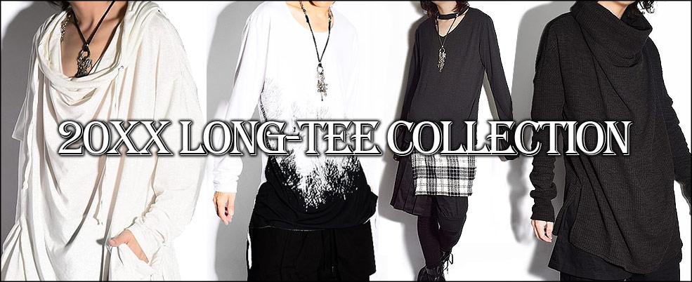 モード系 ロングTシャツ/カットソー
