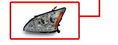 ■30系 ハリアー レクサスLEDスタイルヘッドライト