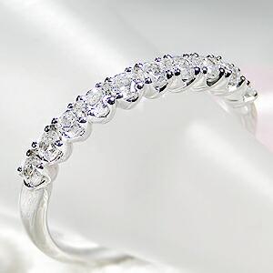 pt900【0.5ct】テンダイヤモンド エタニティリング