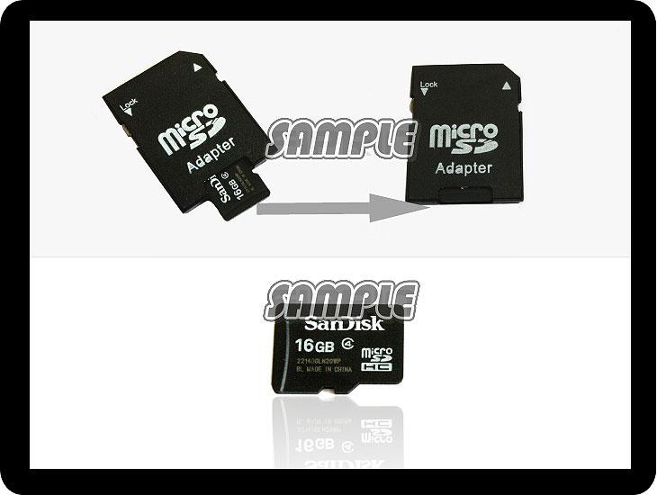 【メール便対応】MicroSDカード Sandisk