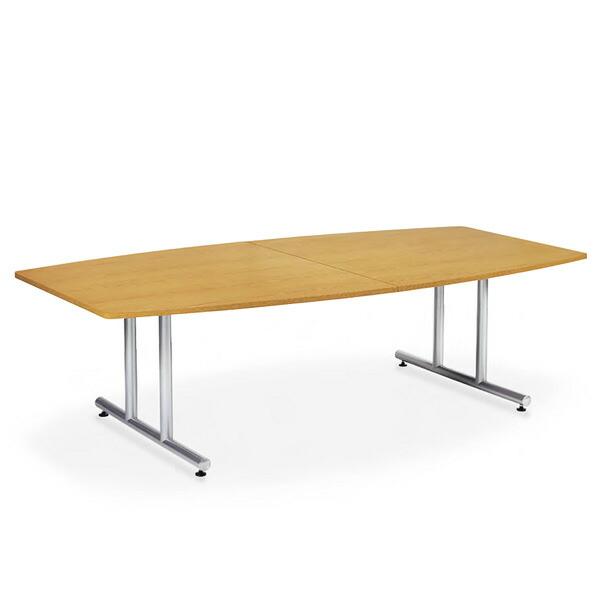 DWS-2412Bボート型テーブル