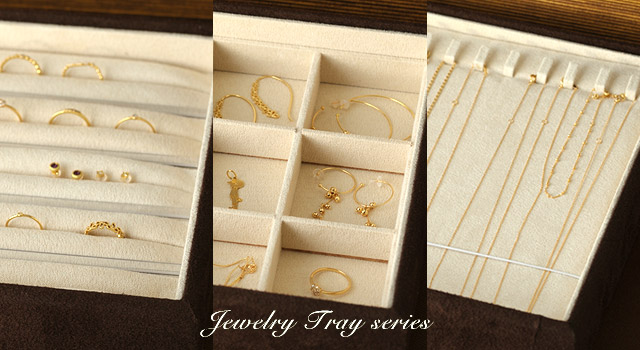 jewelry tray series
