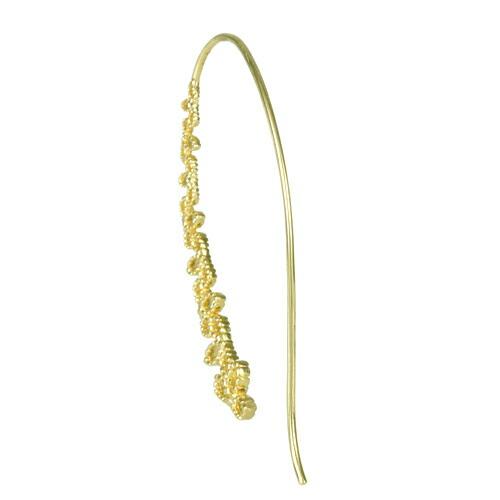 K18ピアス K18 pierced earrings[sprout]
