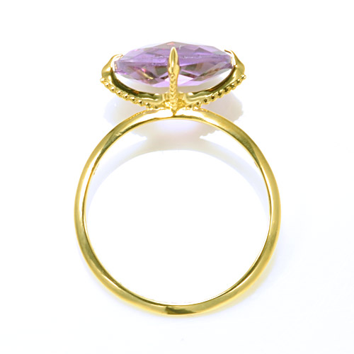 K18 ring sunlit berry
