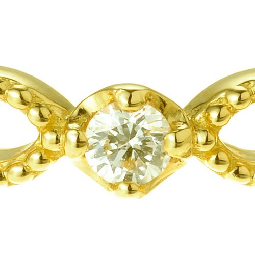 K18 diamond ring K18ダイヤモンドリング waltz