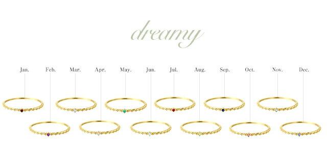 K18 ring K18 リング dreamy