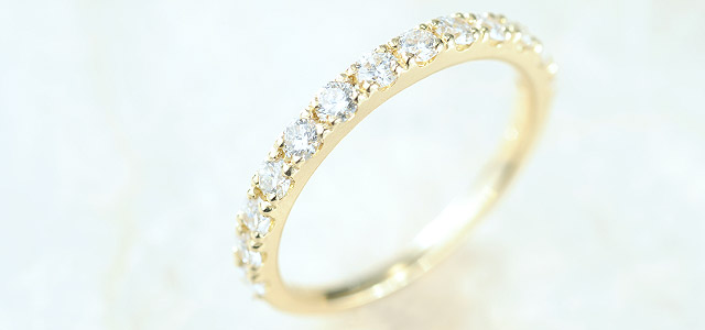 K18 diamond ring glorious 05ct
