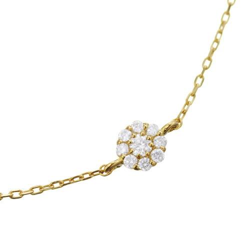 K18 ダイヤモンド bracelet