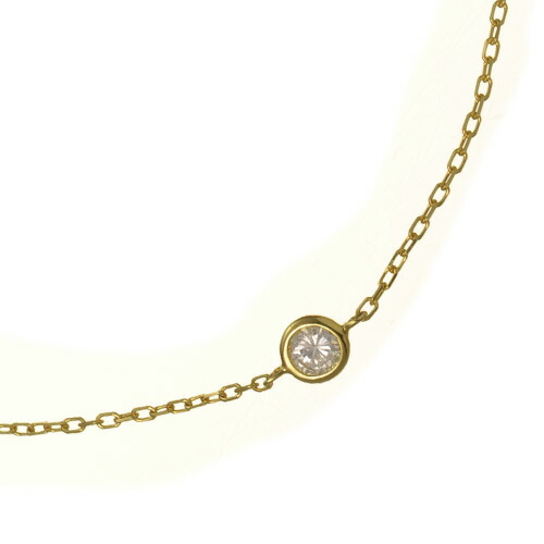 K18 ダイヤモンド ブレスレット