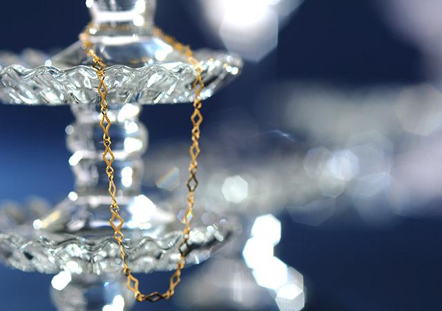 K18 ブレスレット sparkle