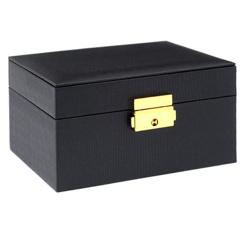 ジュエリーボックス シックブラック S