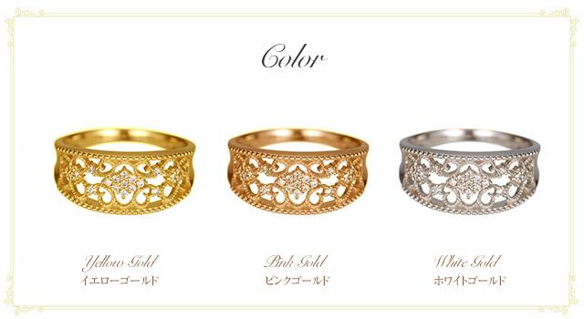 K18 diamond ring seasons