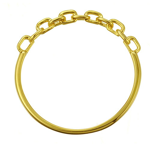 K18 ring hard chain