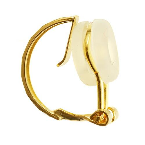 K18イヤリング petit hoop