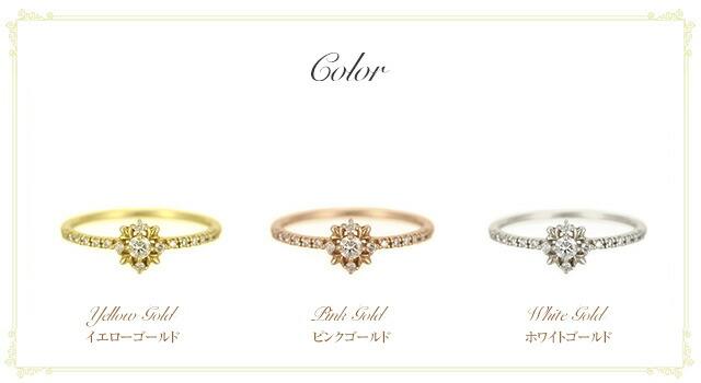 K18 diamond ring lordly