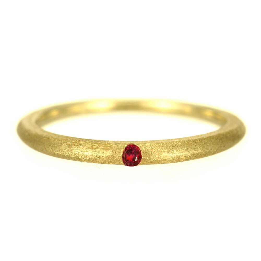 K18 color stone ring svelte