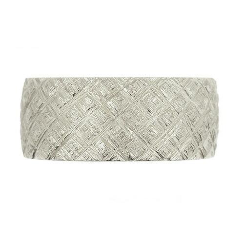 プラチナリング fabric round