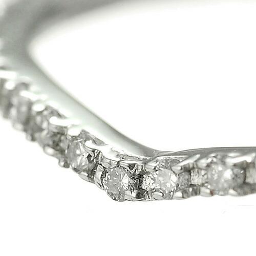 K18ダイヤモンドリングlegato