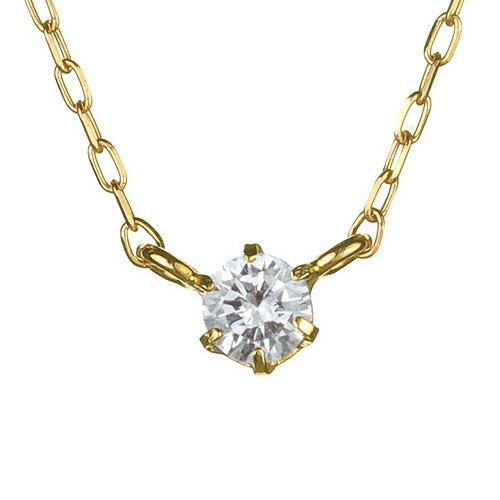 ダイヤモンドネックレスharvest