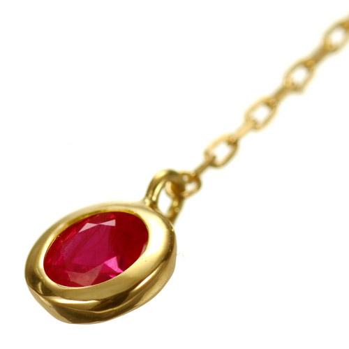 K18 birthstone pierced earrings K18 誕生石 ピアス liberty